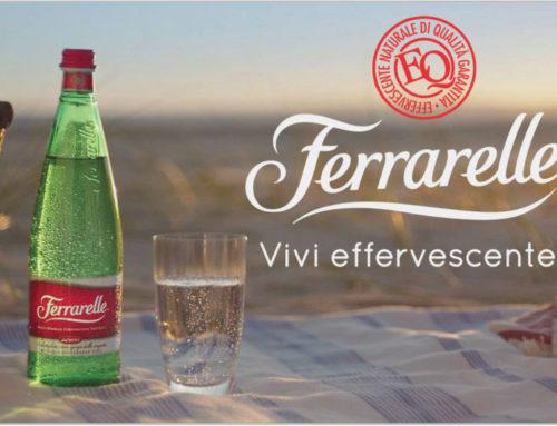 Come Ferrarelle ha creato negli anni '80 un brand storico con la pubblicità