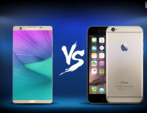 Samsung e iPhone NON sono in concorrenza.